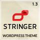 Stringer - Responsive WordPress Theme Nulled