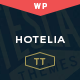 Hotelia - WordPress Hotel Theme - ThemeForest Item for Sale