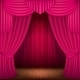 Pink Curtains - GraphicRiver Item for Sale