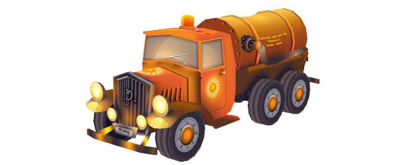 Vidanja Car - 3DOcean Item for Sale