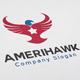 American Hawk Logo - GraphicRiver Item for Sale