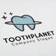 Tooth Planet Logo - GraphicRiver Item for Sale