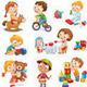 Playful Children's Pack 2