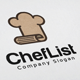 Chef List Logo - GraphicRiver Item for Sale