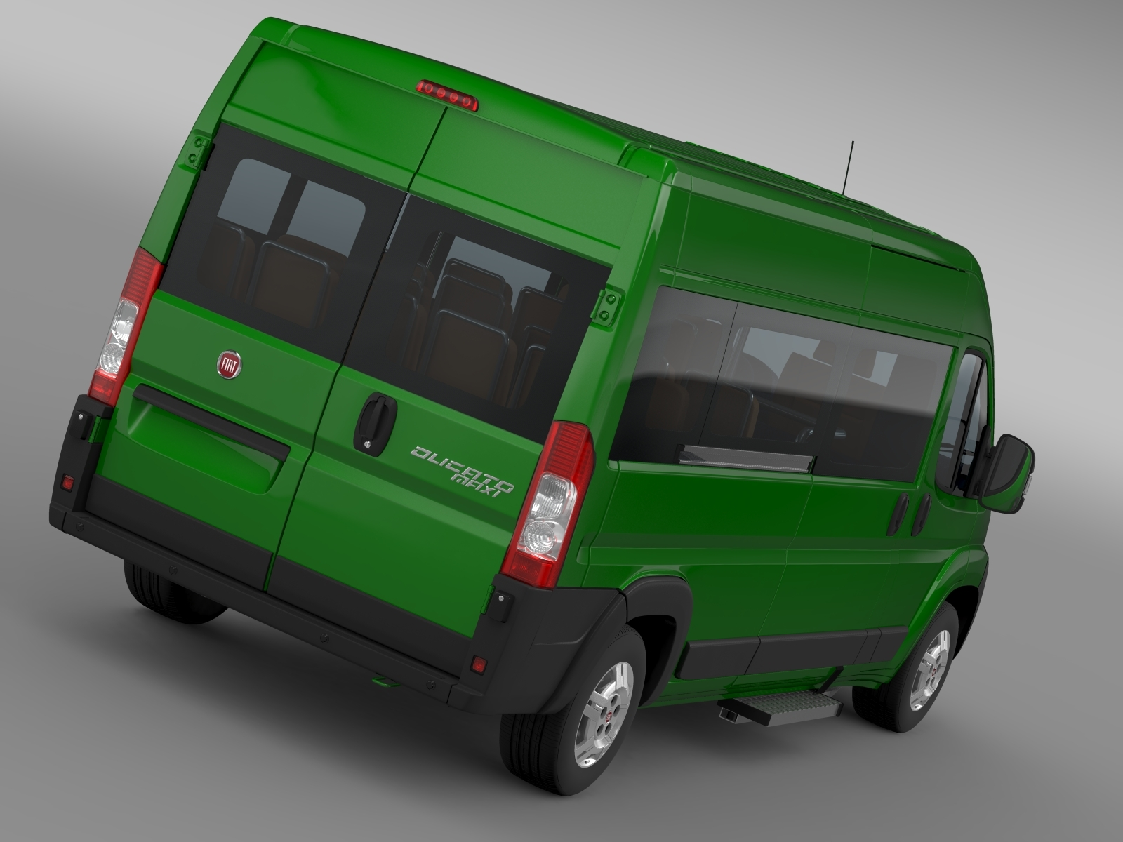fiat ducato maxi bus l4h2 2006 2014 by creator 3d 3docean. Black Bedroom Furniture Sets. Home Design Ideas