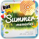Summer Memories Flyer Template - GraphicRiver Item for Sale