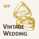 Vintage Wedding WordPress Theme Nulled