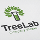 Tree Lab Logo - GraphicRiver Item for Sale