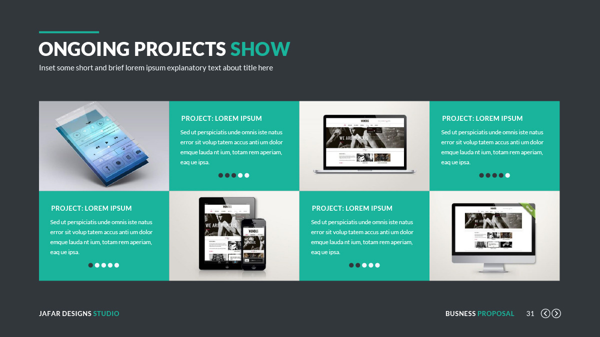 powerpoint business proposal