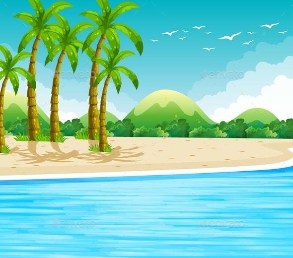 Ocean - Landscapes Nature