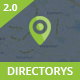 DirectoryS - Listing WordPress Theme Nulled