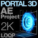 Portal 3D Depth - VideoHive Item for Sale