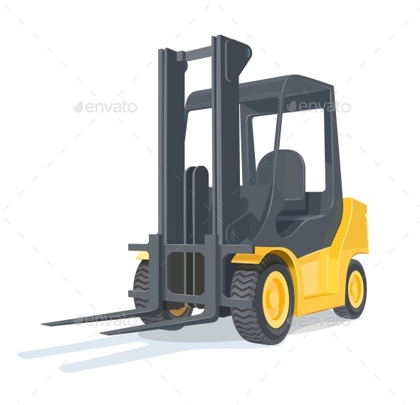 Loader Car - Industries Business