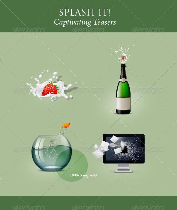 Splash It! - Decorative Graphics