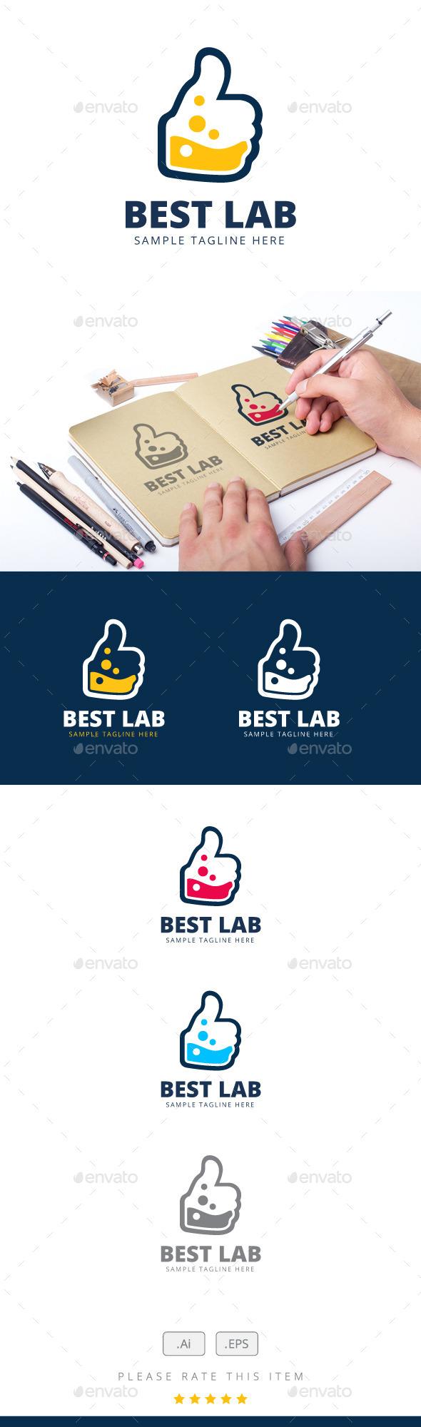Best Lab Logo - Logo Templates