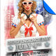 Independence Day - July 4 Vol 1 Flyer Template