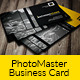 PhotoMaster Business Card - GraphicRiver Item for Sale