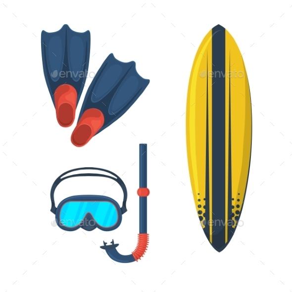 Surf - Travel Conceptual