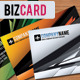 Bursting Shards Business Card - GraphicRiver Item for Sale