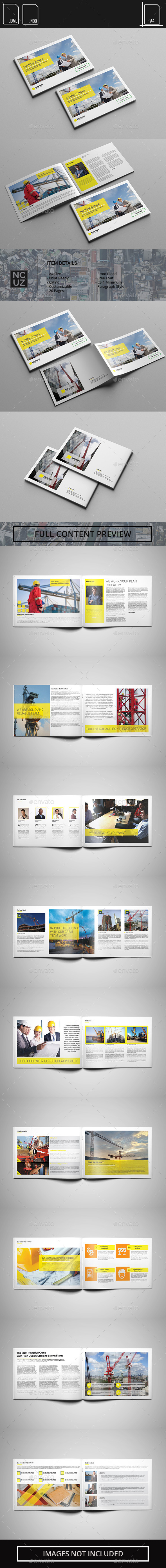 Brochure Crane Company - Corporate Brochures