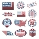 Made In USA Labels - GraphicRiver Item for Sale