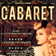 Cabaret Flyer template - GraphicRiver Item for Sale