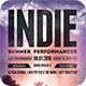 Indie Summer Event - GraphicRiver Item for Sale
