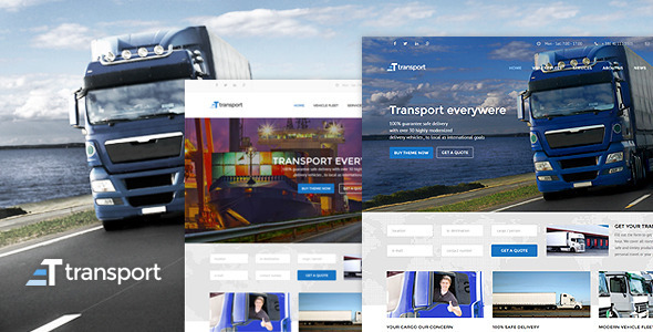 Transport – WP Transportation & Logistic Theme