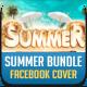 Summer Bundle Facebook Cover - GraphicRiver Item for Sale
