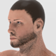 Realistic Average human being - 3DOcean Item for Sale