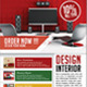 Interior Flyer - GraphicRiver Item for Sale