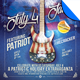 Independence Day - July 4 Vol 4 Flyer Template