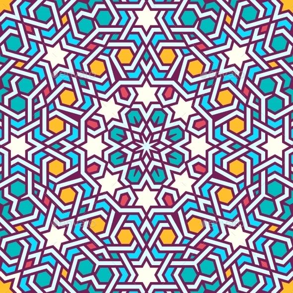 Tangled Modern Pattern - Patterns Decorative