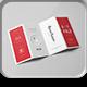 4xDL Brochure Mock-up - GraphicRiver Item for Sale