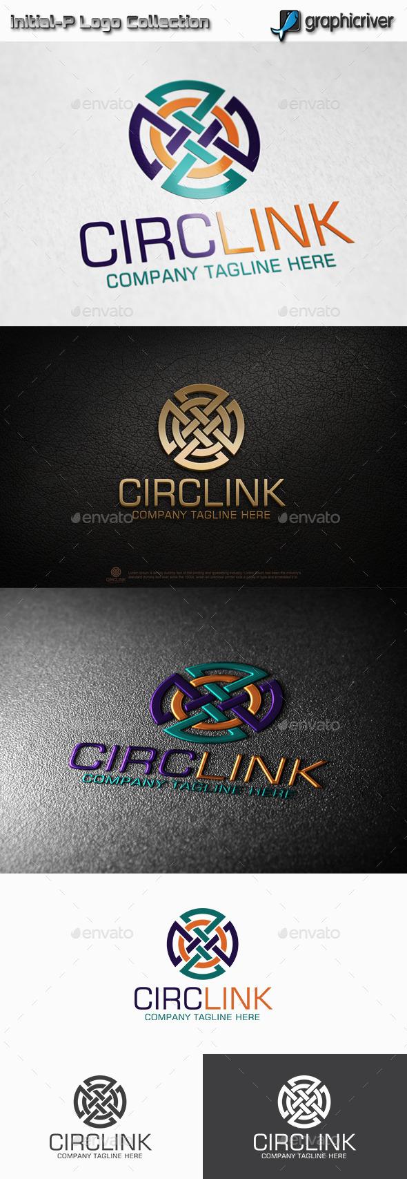 Circlink - Circle Link Logo - Abstract Logo Templates
