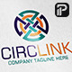 Circlink - Circle Link Logo - GraphicRiver Item for Sale