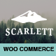 Scarlett - WordPress Blog & Ecommerce Theme - ThemeForest Item for Sale