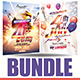 4th of July Party Flyer Bundle - GraphicRiver Item for Sale