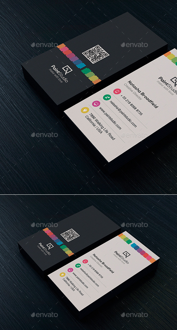 Business Card Vol. 35 - Creative Business Cards