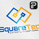 Square Tech Logo - GraphicRiver Item for Sale