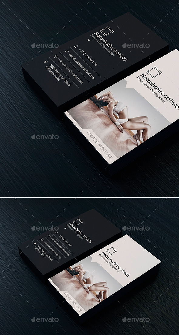 Business Card Vol. 40 - Industry Specific Business Cards