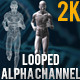 Running Wire Man Pack - 14 Clips - VideoHive Item for Sale