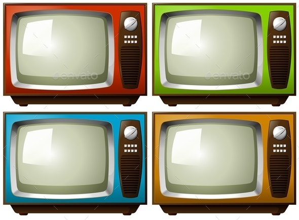 Televisions - Miscellaneous Conceptual