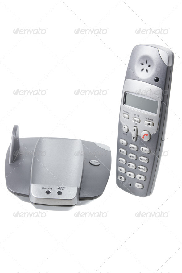 Portable Phone - Stock Photo - Images