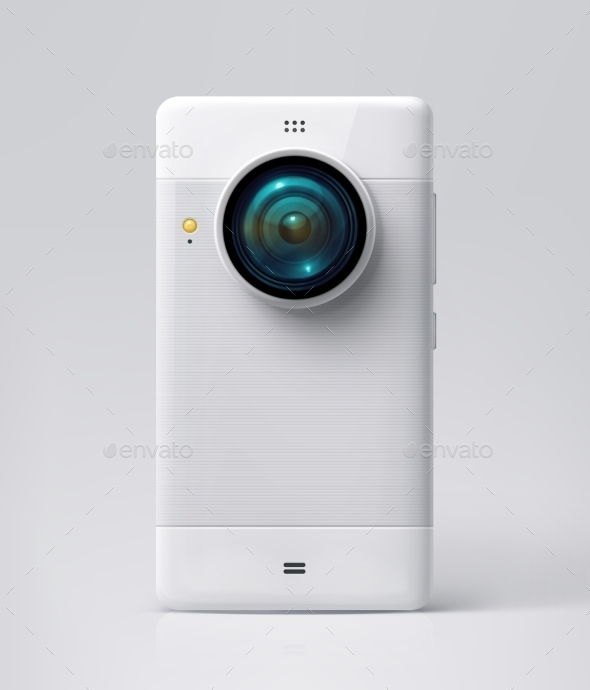 Mobile Phone Camera - Media Technology