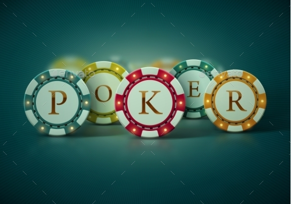 Poker Chips - Miscellaneous Vectors