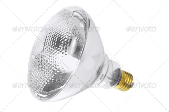 Reflector Bulb - Stock Photo - Images