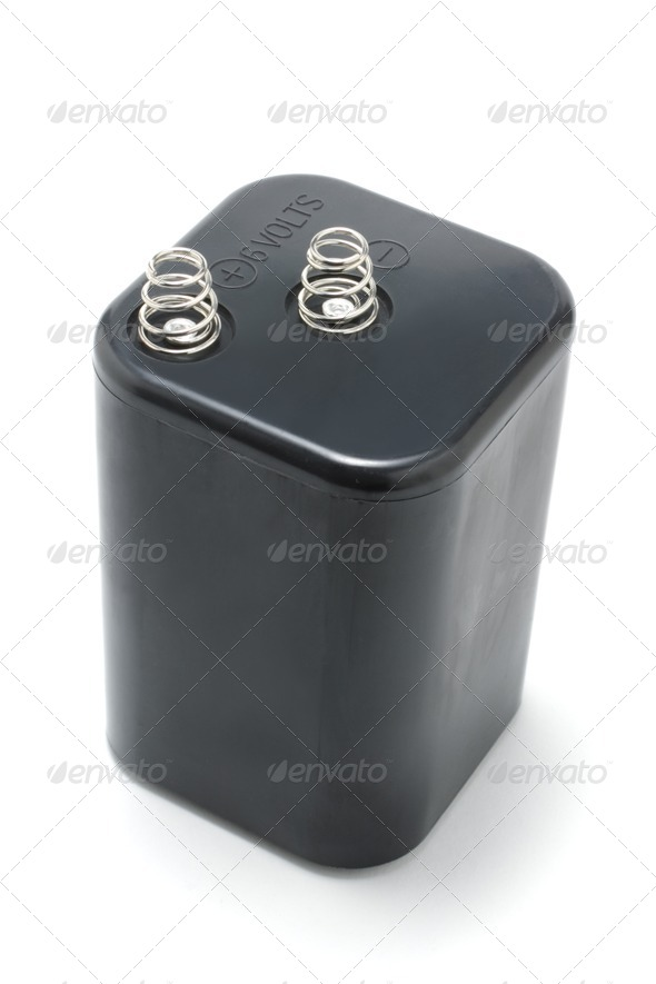 Battery - Stock Photo - Images