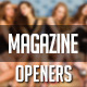 Magazine Photo Openers - Logo Reveal - VideoHive Item for Sale