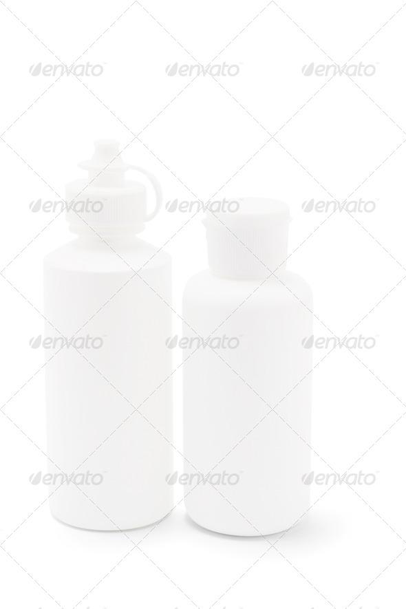 Plastic Bottles - Stock Photo - Images